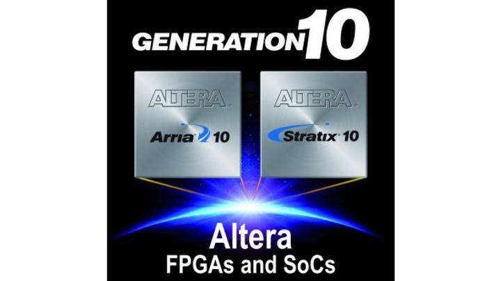 Quartus II Software Arria 10 Edition
