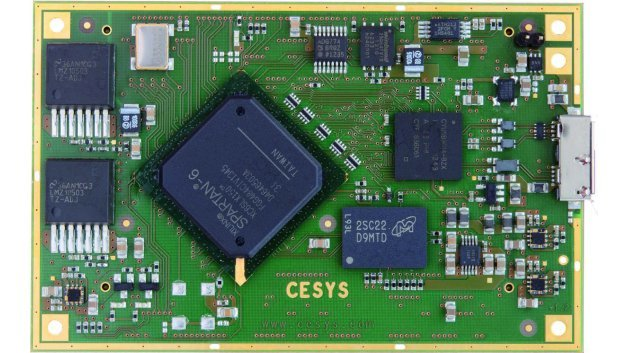 EFM-02-FPGA-Modul