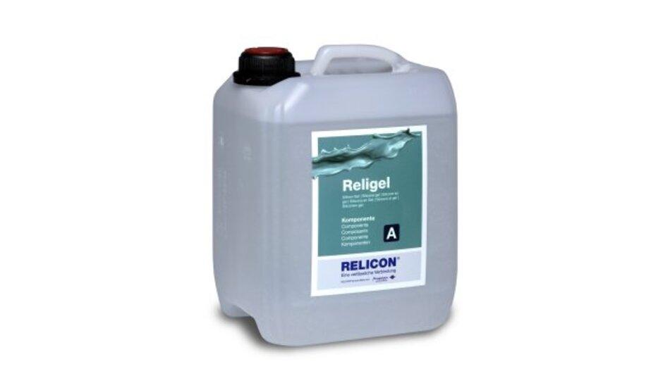 2-Komponenten-Silikongel Relicon Religel