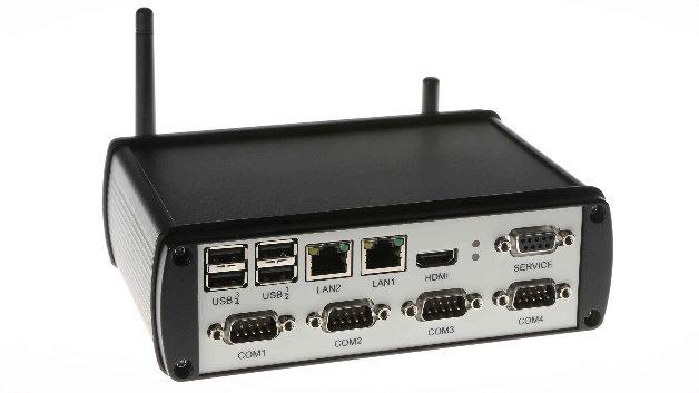 Das neue M2M-Gateway von as electronics.