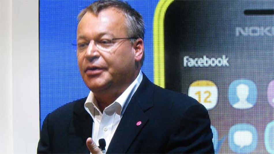 Stephen Elop - jetzt ist er Ex-CEO von Nokia - hat nun wieder einen Microsoft-Chef.