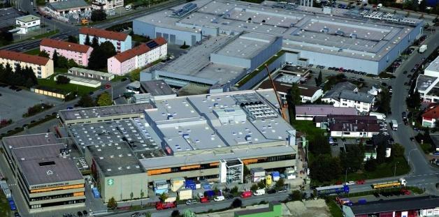 Unternehmenssitz der Schweizer Electronic AG in Schramberg im Schwarzwald