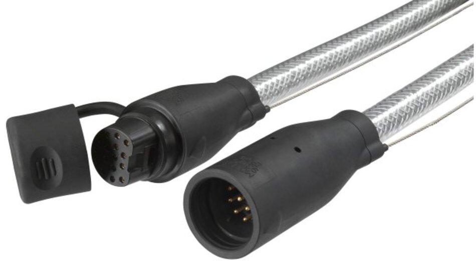 Passive-Safety Pole Connector, ein passiver Sicherheitsstecker für Straßeninfrastruktur
