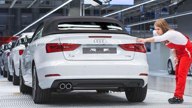 Wie alle deutschen OEMs verzeichnete der Audi-Konzern im neuen Geschäftsjahr erfolgreiche Ergebnisse: Mit über 412.000 Auslieferungen der Marke Audi verzeichnet das Unternehmen das beste Auftaktquartal seiner Geschichte.