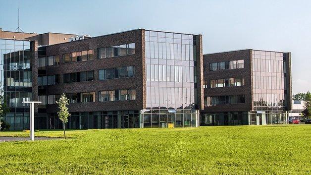 Das neue Kompetenzzentrum von Continental befindet sich in einem modernen Labor- und Bürokomplex im tschechischen Ostrava.