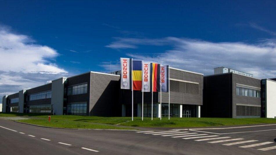 Bosch-Standort im rumänischen Cluj.