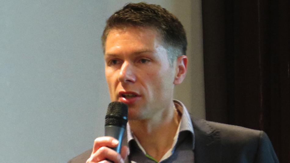 XSens-Gründer Caspar Peeters ist 60 Mio. Dollar reicher und führt die Firma in Enschede, Holland, als Fairchild-Tochter weiter.