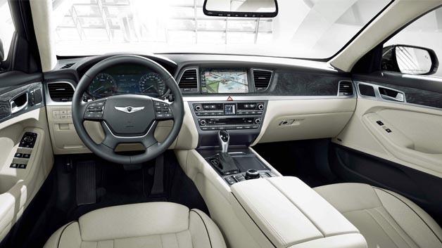 Im Hyundai Genesis wird MOST150 implementiert.