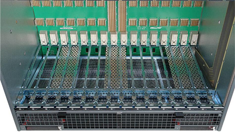 Bild 2. Slot Balancing: Bestimmte Slots werden mehr oder weniger blockiert und die Luft zu anderen Slots umgeleitet.