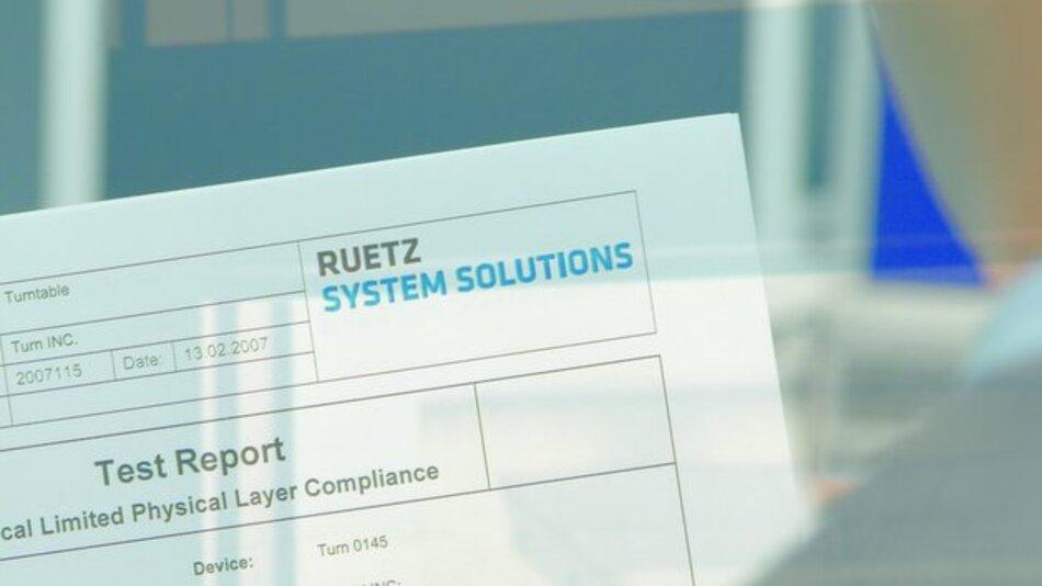 Testservices für China: Ruetz und HiRain kooperieren.