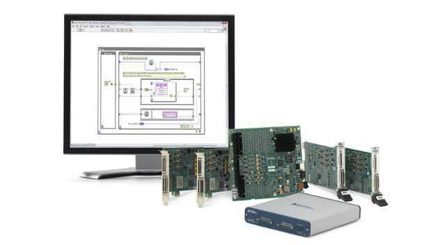 Produkte der R-Serie sind Datenerfassungsgeräte, die den ASIC DAQ-STC mit festgelegter Funktionalität durch einen FPGA ersetzen, so dass die Datenerfassungshardware über Software definiert werden kann.
