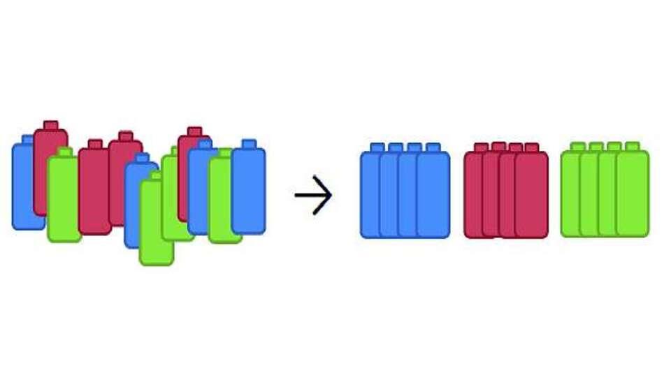 Bild 1: Bei der Konfektion von Akkupacks ist es wichtig, dass die einzelnen Zellen untereinander möglichst gleichartig sind