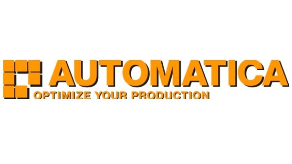 Das Logo der Messe Automatica