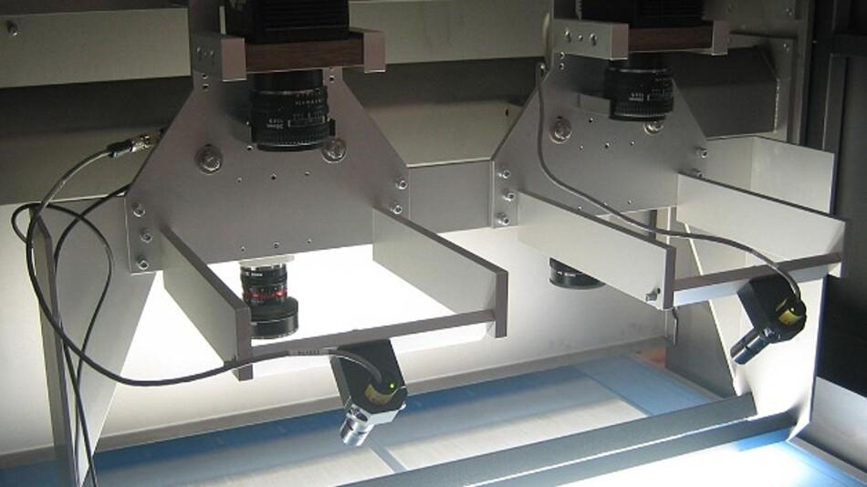 In seinen Oberflächeninspektionssystemen kombiniert Signum Computer die 3D- und 2D-Bildverarbeitung.
