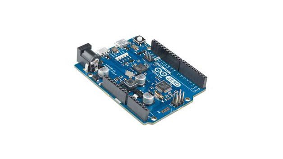 Das Arduino Zero wurde am 17. Mai auf der Maker Faire in San Mateo, Kalifornien, vorgestellt.