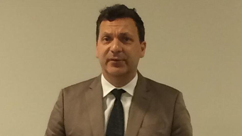Dietmar Rohlf, Sales Director EMEA bei der IOT Solutions Group.