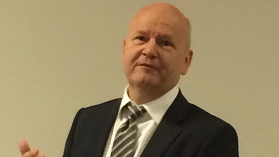 Günther Jünger, Director Corporate Affairs EMEA bei Intel.