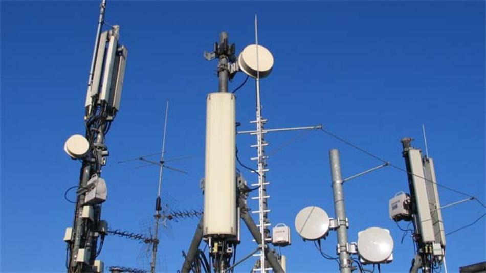 Mobilfunk mit bis zu 10 Gbit/s soll im Jahre 2020 mit der fünften Generation möglich sein.
