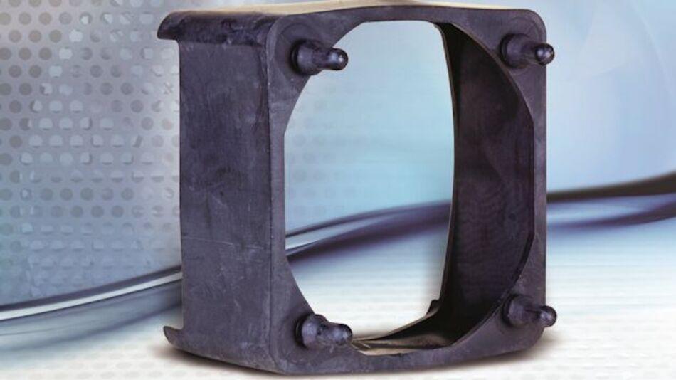 Steck-Lüftermanschetten für die schraubenlose Montage