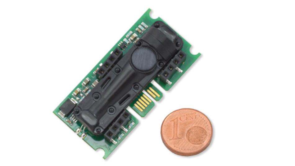 Das neue CO2-Sensormodult EE893 von E+E Elektronik basiert auf dem NDIR-Verfahren