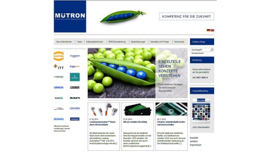 MÜTRON optimiert seinen Online-Shop