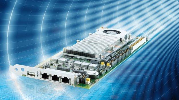 Das neue DS1007 Processor Board von dSpace.