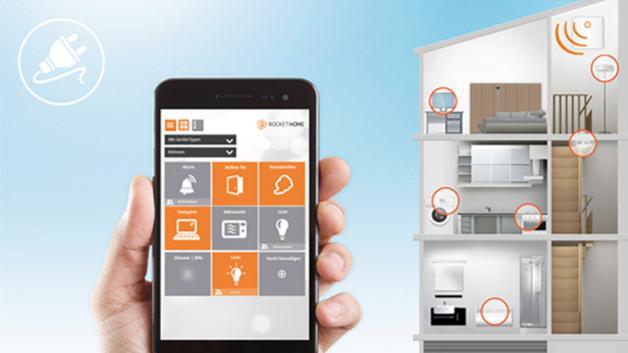 rockethome der schnelle weg zum smart home anbieter. Black Bedroom Furniture Sets. Home Design Ideas