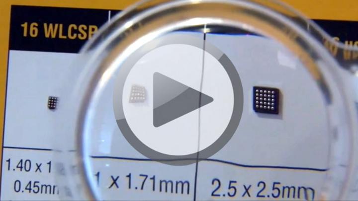 Lattice FPGA Baustein unter der Lupe
