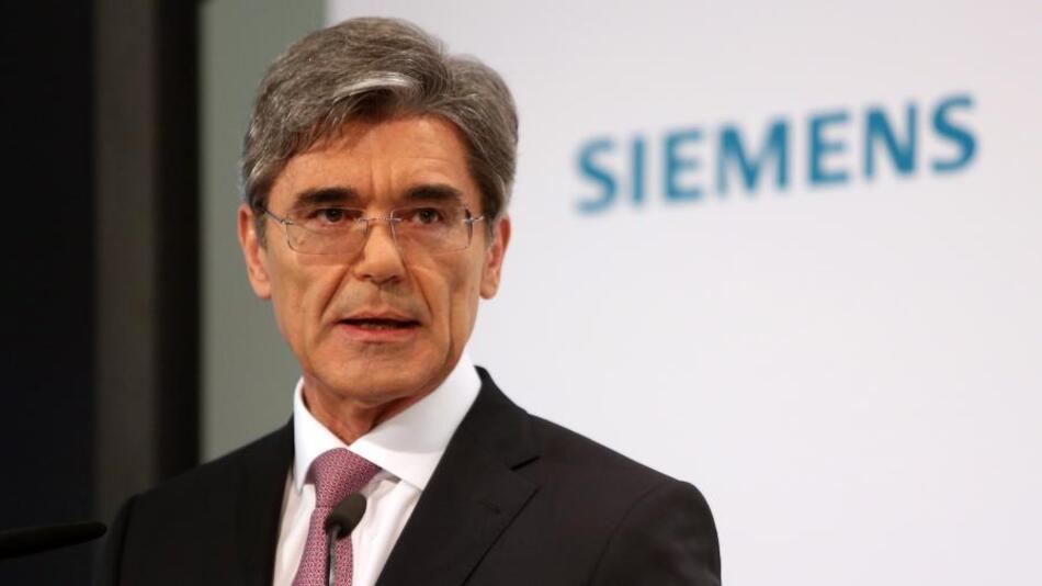 """Joe Kaser, Vorstandsvorsitzender der Siemens AG, hat klare Vorstellungen von seinem Unternehmen: """"Siemens ist eine Elektrifizierungsfirma."""""""