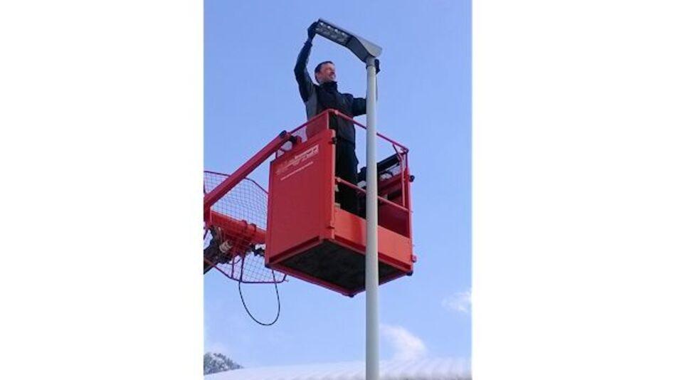 EBV Elektronik unterstützt Straßenbeleuchtungsprojekt in Inzell
