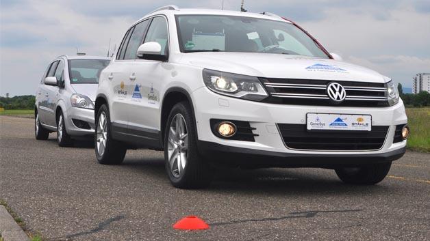 Um autonomes Fahren zu verwirklichen, bedarf es noch vieler Testfahrten.