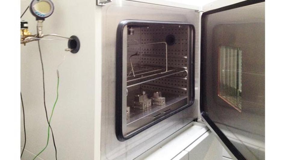 Im Wasserstofflabor für Forschung mit alternativen Treibstoffen kommen Klimaschränke von Binder zum Einsatz.