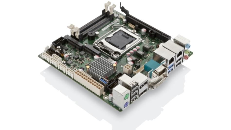 Industrial Mainboard von Fujitsu mit Intel Q87 Express-Chipsatz