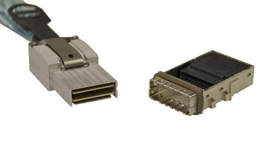 zCD-AOC-Verbindungssystem von Molex