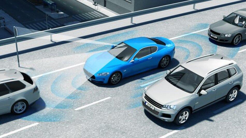 Mit ASM Traffic lassen sich unterschiedlichste Verkehrsszenarien in Echtzeit simulieren.