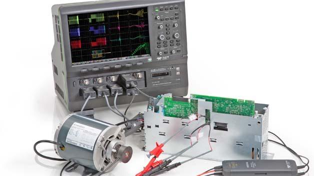 Mehr sehen: mit acht Kanälen, 12-Bit-Amplituden-Auflösung und MSO-Fähigkeit können die neuen Labor-Oszilloskope der HDO8000-Serie aufwarten.