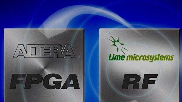 Altera und Lime Microsystems verkürzen die Entwicklungszyklen von Funknetzwerken
