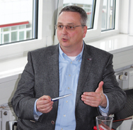Michael Köhler, Technical Solutions Architect Collaboration bei Cisco