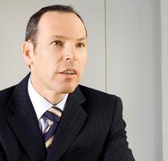 Ulrich Flamm, Salesmanager Communication Enterprise bei Microsoft