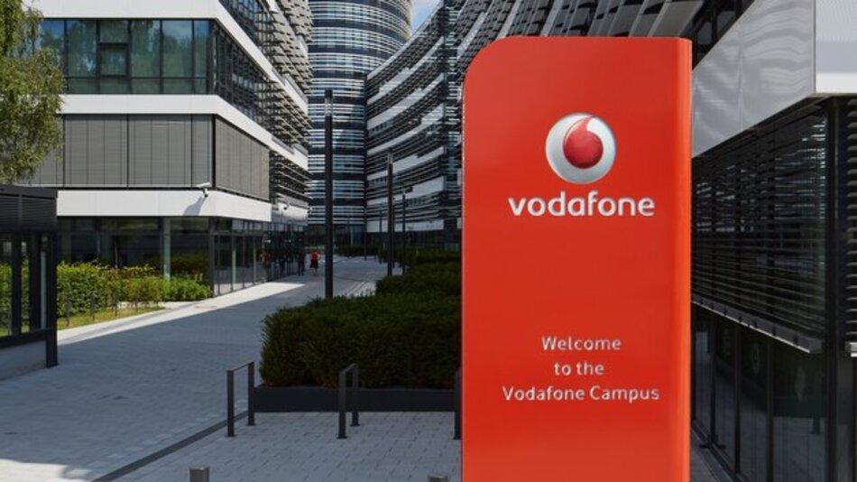 Vodafone setzt auf den wachsenden M2M-Markt.