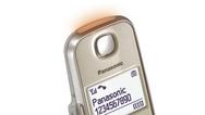 Panasonic KX-TGE220/210 mit LED