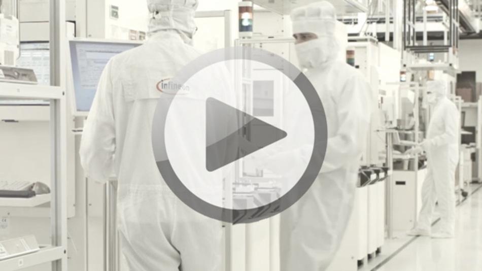Infineons 300mm-Halbleiterfertigung in Dresden