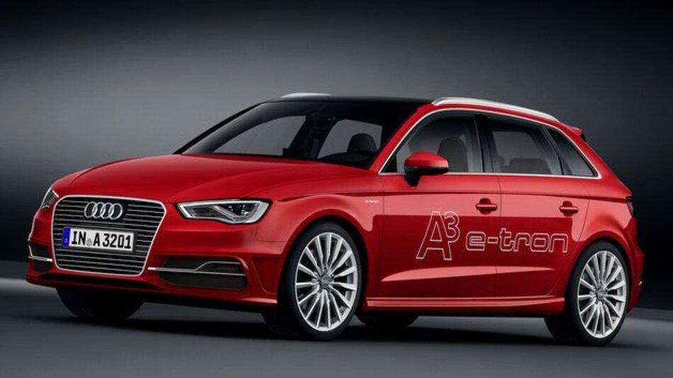 In Deutschland vertreibt Audi den A3 Sportback e-tron über ein Netz von rund 100 ausgewählten Händlern.