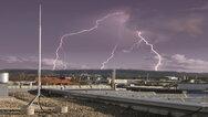 Dehn, Blitzschutz