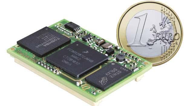 Das Minimodul TQMa28 von TQ ist jetzt auch mit Wind Rivers Sicherheitstechnologien erhältlich.