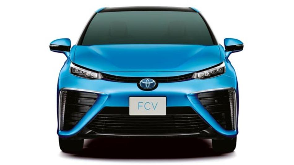 Brennstoffzellenfahrzeug von Toyota soll 2015 in Serie gehen.