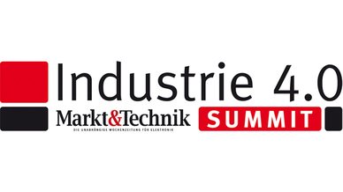 Logo des Summit Industrie 4.0