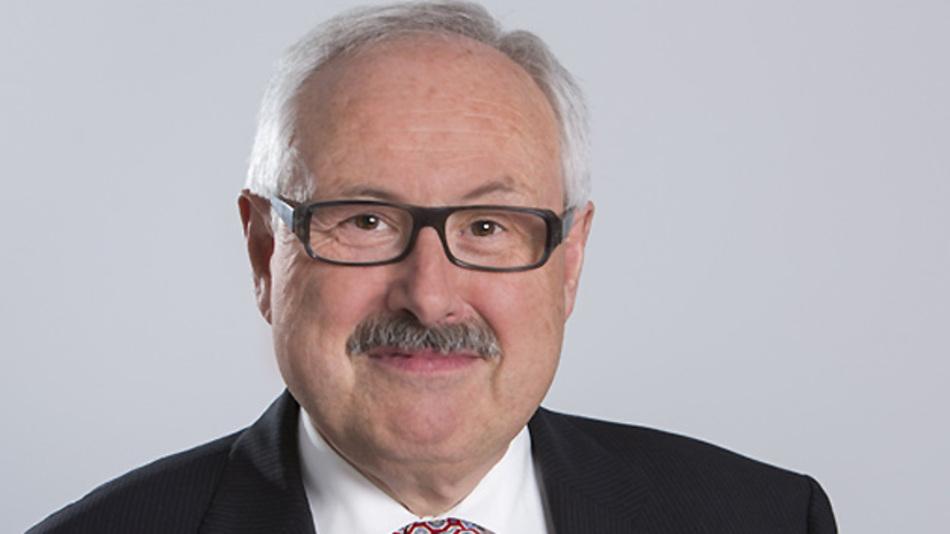 Michael Ziesemer, neuer Präsident des ZVEI, betrachtet die erfolgreiche Umsetzung der Energiewende und die digitale Gesellschaft als die großen Themen des Verbands.