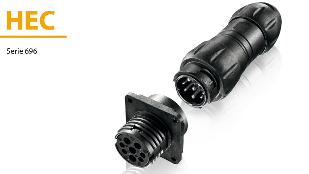 Harsh Environment Connector