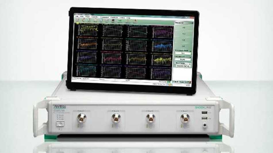 Die »ShockLine«-VNAs bieten alle grundlegenden Funktionen zum Test passiver Bauelemente wie z.B. Kabel, Verbinder, Filter und Antennen.